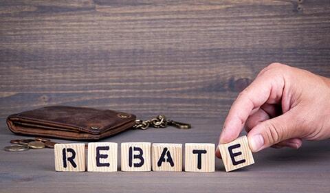 Are refinance rebates worth it?